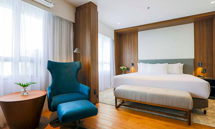 Radisson Paulista hotéis pet friendly