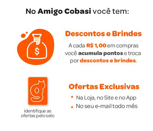 Benefícios Amigo Cobasi