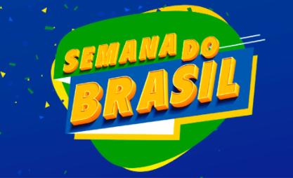 Logo semana do Brasil