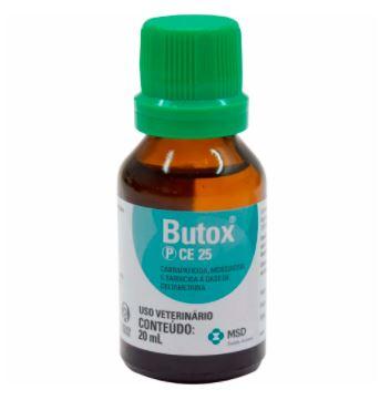 Embalagem do medicamento Butox