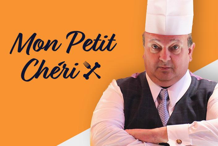 Chef Jacquin lança Mon Petit Chéri