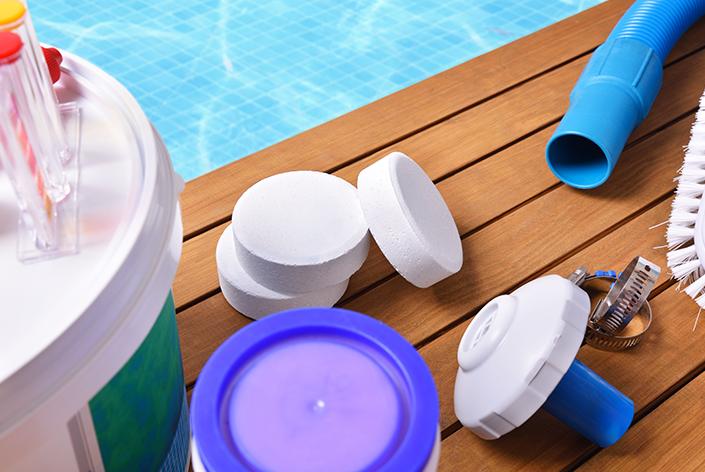 Importância do pH da água da piscina