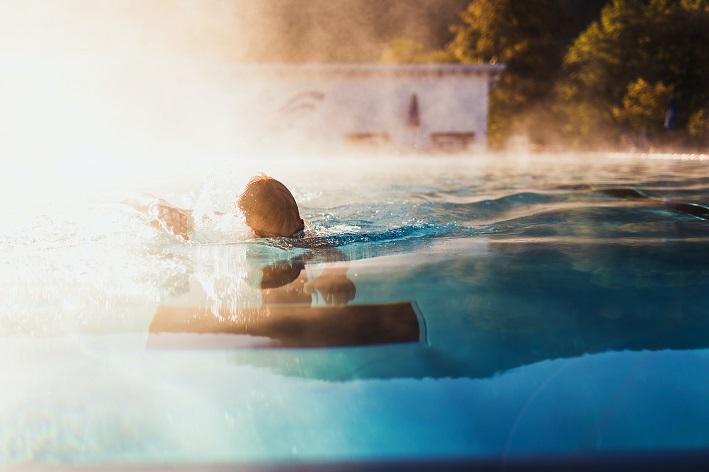 como aquecer piscina