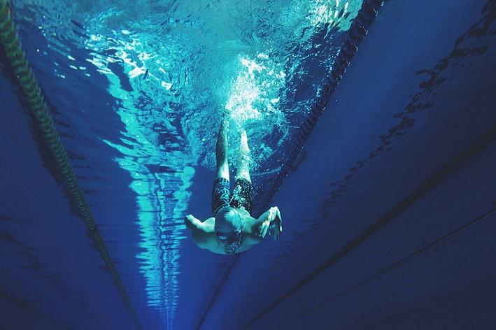 Como é a piscina mais funda do mundo