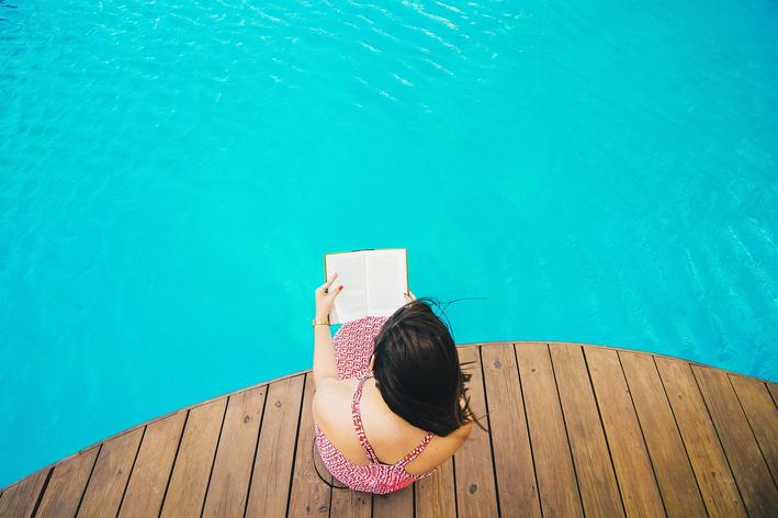 como limpar piscina verde